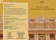 Scarica il programma - Palazzo Ducale