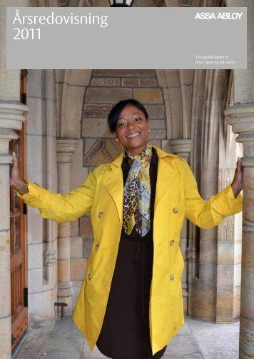 ASSA ABLOYs Årsredovisning 2011 som PDF