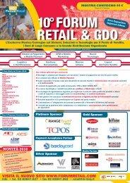 Programma_Forum Retail e GDO 2010 - Este