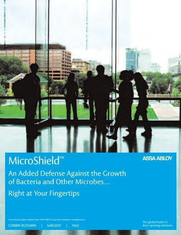 MicroShield brochure (English) - ASSA ABLOY