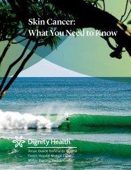 Skin Cancer - French Hospital Medical Center