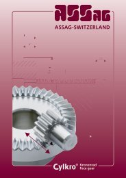 Cylkro - ASSAG :: Antriebstechnik