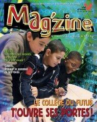 LE COLLÈGE DU FUTUR - Val d'Oise