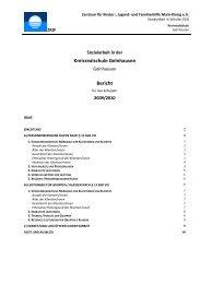 Bericht aus der Kreisrealschule, Gelnhausen 2009/10 - Zentrum für ...