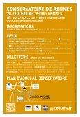 Programme détaillé - Conservatoire de Rennes - Page 6