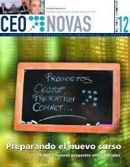 Preparando el nuevo curso - CEO