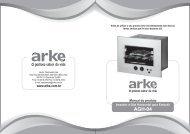 MANUAL AGH 04 - Arke