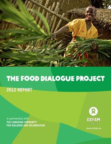 Read the Full Report - Oxfam Canada