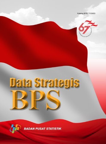 Data Strategis BPS - Badan Pusat Statistik