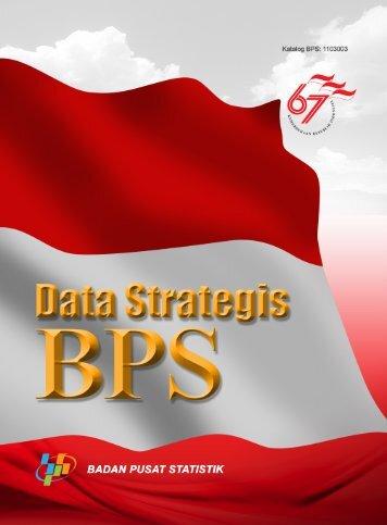 Data Strategis BPS - Badan Pusat Statistik