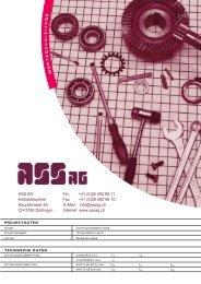 Montageanleitung für Cylkro - ASSAG :: Antriebstechnik