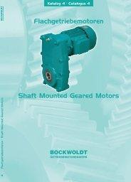Dokumentation Flachgetriebe (pdf.-File) - ASSAG :: Antriebstechnik