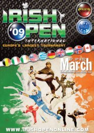 IrishOpen2009_Brochure6pp:Layout 1 21/10/2008 08:10 Page 1