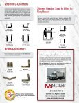 Frameless shower products - Morse Industries - Page 4