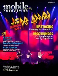 volume 4 issue 8 2011 - Mobile Production Pro