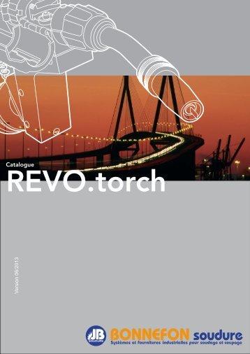 Catalogue DINSE REVO.torch refroidi eau - Bonnefon Soudure