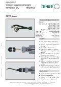Catalogue DINSE REVO.torch refroidi eau - Bonnefon Soudure - Page 6