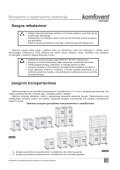DOMEKT REGO 200VE(W)-B(K) - komfovent - Page 3