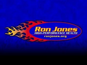 Igniting Shift to Solution! - RonJones.Org