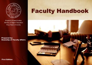 Faculty Handbook.indd