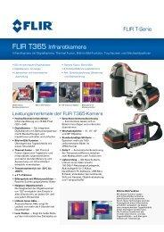 FLIR T365 Infrarotkamera - FLIR  Systems