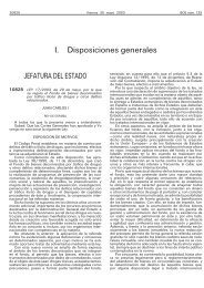 BOE 129 de 30/05/2003 Sec 1 Pag 20820 a. 20824 - Plan Nacional ...