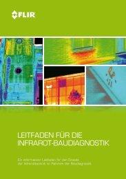 Flir Broschüre - Leitfaden für die Infrarotbaudiagnostik
