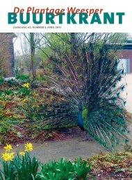 De Plantage Weesper - WCOB