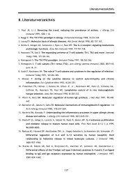 8. Literaturverzeichnis - OPUS
