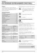DW570K(L) - Black & Decker - Page 6