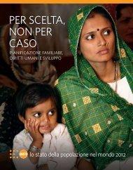 Lo stato della popolazione nel mondo 2012 - Aidos