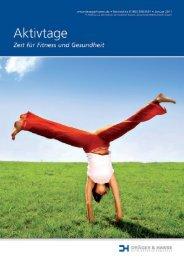 Dräger& Hanse BKK Katalog - Akon