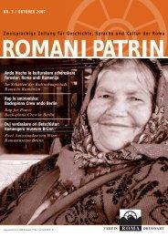 romani patrin - Verein Roma Oberwart