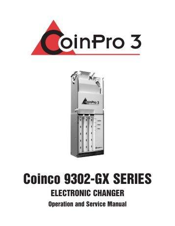 coinco guardian 6000 xl manual