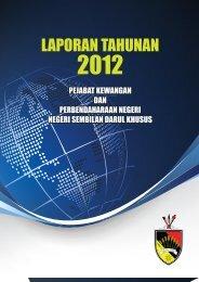 Laporan Tahunan 2012 - Negeri Sembilan
