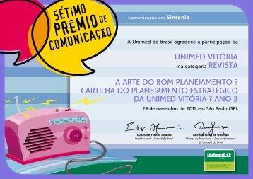 Revista - Unimed do Brasil