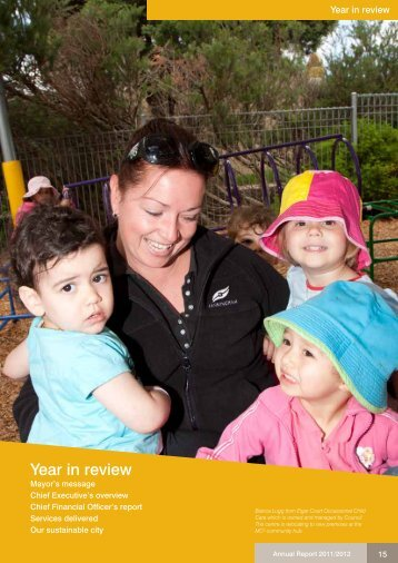 Download Year in Review PDF - Manningham City Council Annual ...