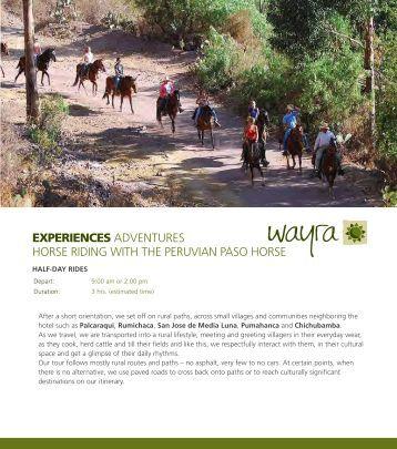 PDF EXP Aventuras+info ingles - wayra