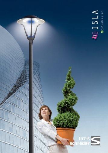 ISLA PDF Product Brochure - Schreder