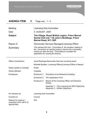 A description of agenda 21