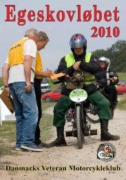 Hent programmet til Egeskovløbet 2010 her (PDF) - Danmarks ...