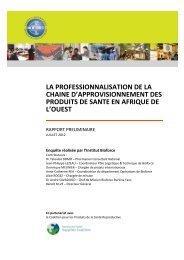 Enquête Régionale en Afrique de l'Ouest FR.pdf - People that Deliver