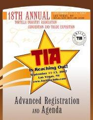 Reg brochure 2.qxd - Tortilla Industry Association