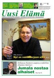 Riippumaton, Yhteiskristillinen Herätyslehti - Uusi Elämä