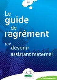 de devenir assistant maternel - Conseil Général de l'Orne