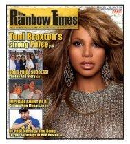 Toni Braxton's - The Rainbow Times