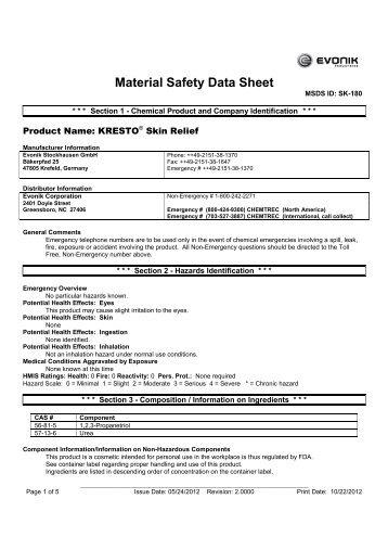 methyl isobutyl ketone msds pdf free