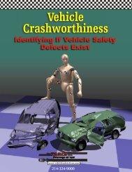 2005 Vehicle Crashworthiness
