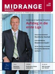 Aufstieg in die erste Liga - Midrange Magazin