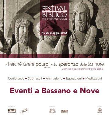 festivalbiblico.pdf - Comune dei Giovani